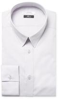 Versace Solid Dress Shirt