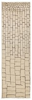 "Solo Rugs Moroccan Collection Oriental Rug, 3'7"" x 11'9"""