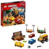 Lego Juniors DisneyPixar Cars 3 Thunder Hollow Crazy 8 Race 10744
