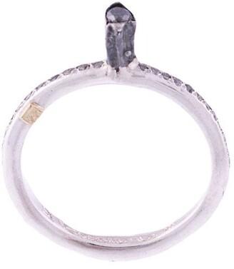 Rosa Maria Hata diamond ring