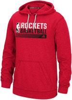 adidas Men's Houston Rockets Icon Status Hoodie