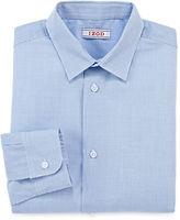 Izod Micro-Check Dress Shirt - Boys 8-20