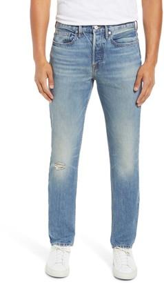 Frame Heritage Slim Fit Stretch Jeans