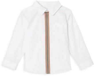 Burberry Baby's & Little Boy's Silverton Long-Sleeve Shirt