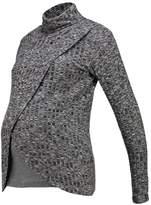 Mama Licious MAMALICIOUS MLIDAHO IRIS Long sleeved top grey melange