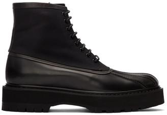 Givenchy Black Camden Boots