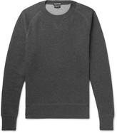 Tom Ford - Cotton-blend Jersey Sweatshirt