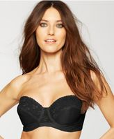 Carnival Full-Coverage Lace Strapless Bra 123