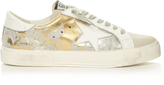 Golden Goose Deluxe Brand May low-top leather and suede trainers