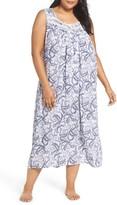 Eileen West Plus Size Women's Ballet Nightgown