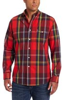 U.S. Polo Assn. Men's Plaid Shirt