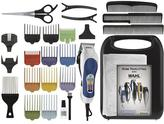 Wahl 26-Piece Color Coded Haircutting Kit