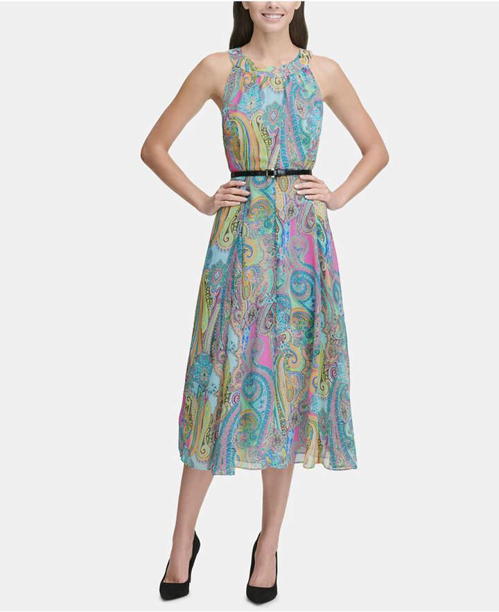 3a4964aedc0072 Tommy Hilfiger Midi Dresses - ShopStyle