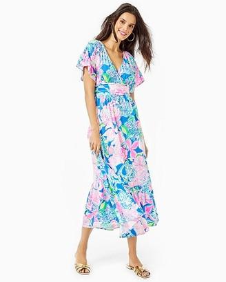 Lilly Pulitzer Jessi Midi Dress