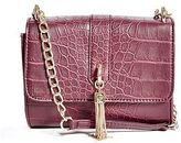 G by Guess GByGUESS Women's Jenn Tassel Crossbody
