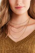 8 Other Reasons Sunrise Chain Layering Necklace