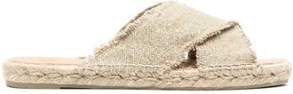 Castaner Palmera flat sandals