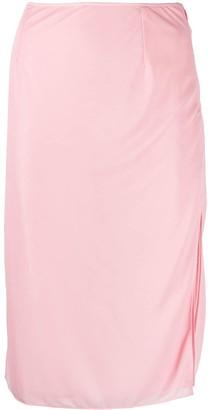 Kwaidan Editions Jersey Pencil Skirt