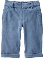 Old Navy Sueded Jersey Pants for Baby