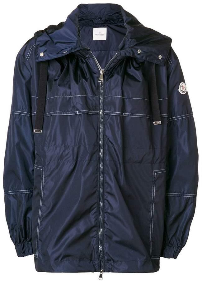Moncler loose fit lightweight jacket