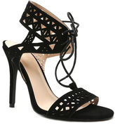 Qupid Ara 86 Cut-out High Heel Sandals