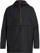 Oliver Spencer Cagoule lightweight hooded jacket
