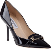Jimmy Choo Vedra Pump Black Patent