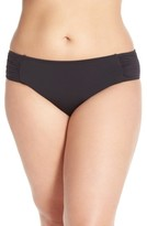 Tommy Bahama Plus Size Women's 'Pearl' Bikini Bottoms