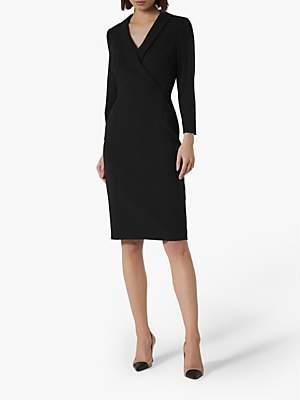 LK Bennett L.K.Bennett Effie Wrap Tailored Dress