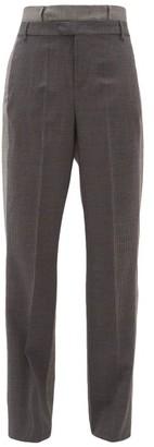 Sportmax Zama Trousers - Womens - Grey Multi