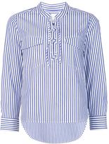 Veronica Beard striped shirt