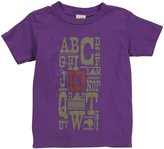 Kiwi Graphic Tee (Toddler/Kid) - Ultraviolet ABC-4 Years