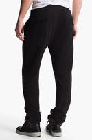 adidas SLVR 'Curved' French Terry Cotton Sweatpants