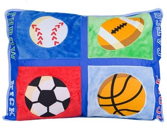 Olive Kids Wildkin Game On Cotton Pillow Sham