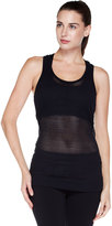 Alo Activewear Mesh Scoop Neck Racerback