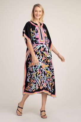 Trina Turk Theodora Midi Dress