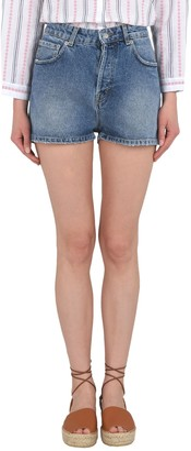 DEPARTMENT 5 Denim shorts - Item 42673439QL