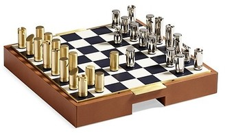 Ralph Lauren Fowler Chess Set
