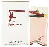 Salvatore Ferragamo F by Eau De Parfum Spray for Women - 100% Authentic