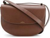 A.P.C. classic shoulder bag