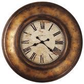 "Howard Miller Copper Bay"" Wall Clock"