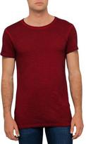 R & E RE: Overdye Stripe T-Shirt
