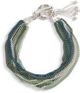 Vera Bradley Colorful Chain Bracelet