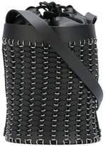 Paco Rabanne bucket shoulder bag