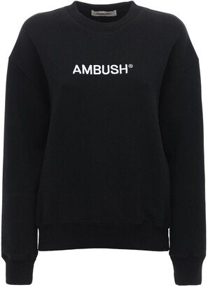 Ambush Regular Fit Jersey Sweatshirt