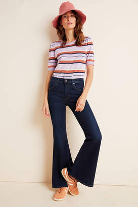 Citizens of Humanity Chloe Mid-Rise Flare Petite Jeans