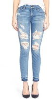 Joe's Jeans 'Collector's - Icon' Destroyed Ankle Skinny Jeans (Mazie)