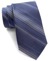 Calvin Klein Midnight Degrade Stripe Tie