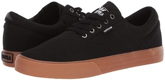 Supra Cobalt (Grey/White) Men's Skate Shoes