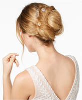 INC International Concepts I.n.c. Gold-Tone 3-Pc. Set Pave Crystal Hair Pins, Created for Macy's